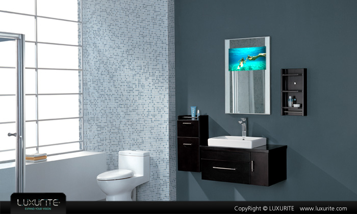 glass tv,mirror tv,waterproof glass miroor tv
