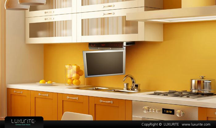 kitchen tv,kitchen lcd tv