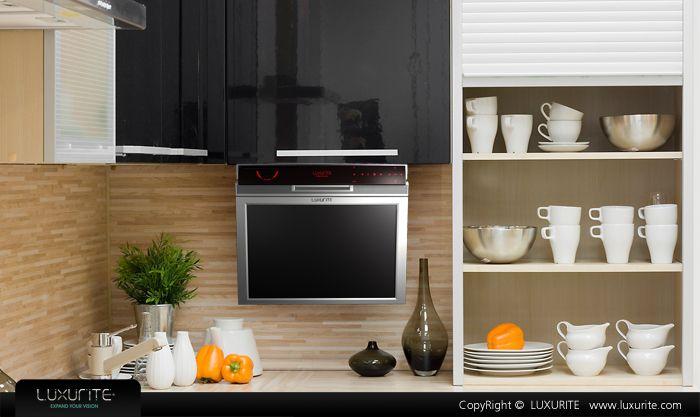 kitchen tv,under cabinet kitchen tv