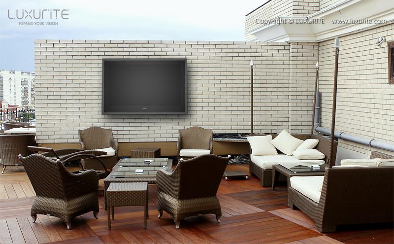 Weather Resistant Outdoor TV