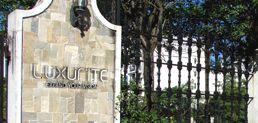 Luxurite's door plate