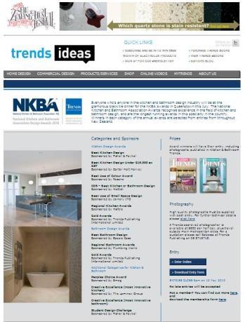 NKBA kitchen bathroom design